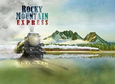 Rocky Mountain Express 2D