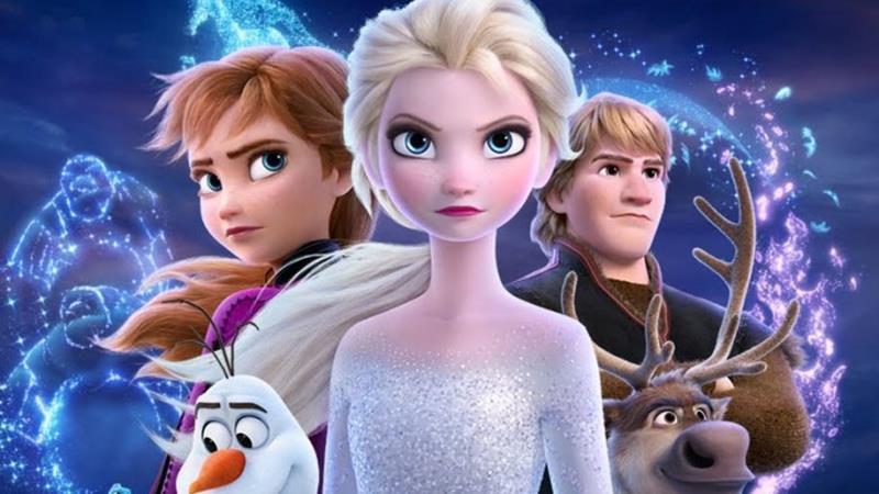 Frozen 2 2D