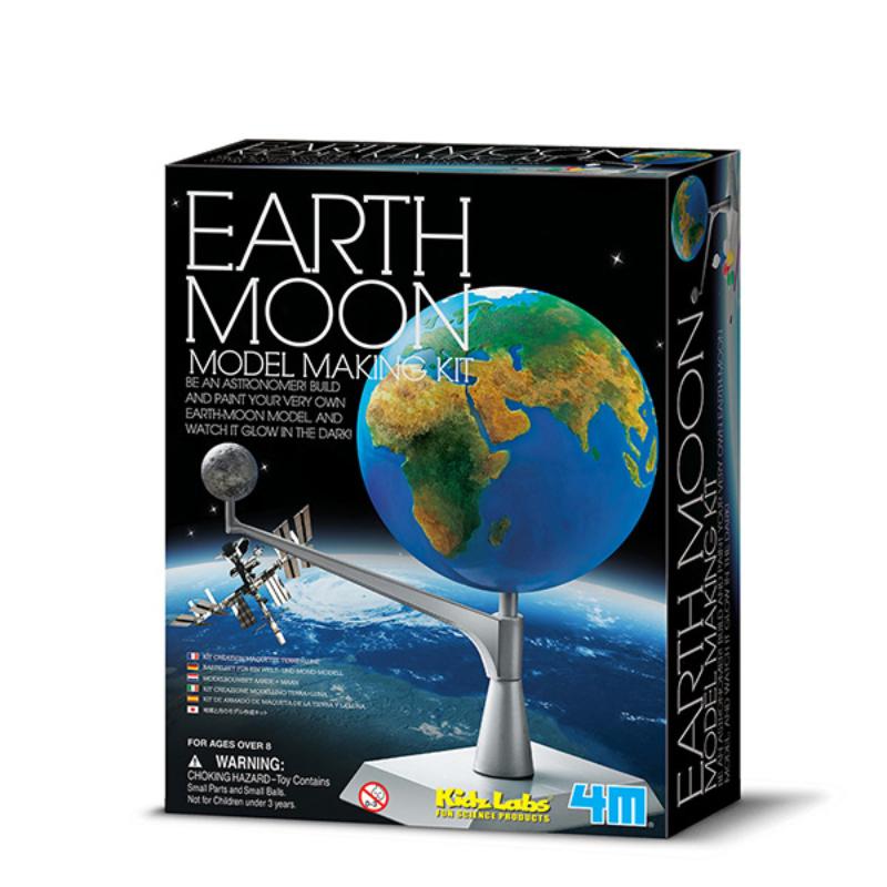 EARTH MOON MODEL,3436