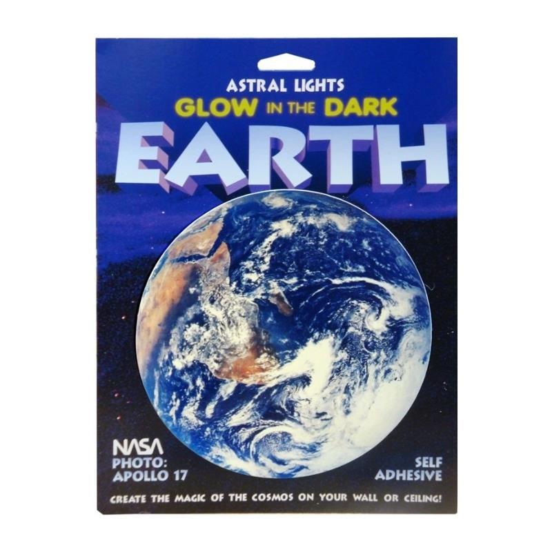 EARTH-GLOW IN DARK,2313