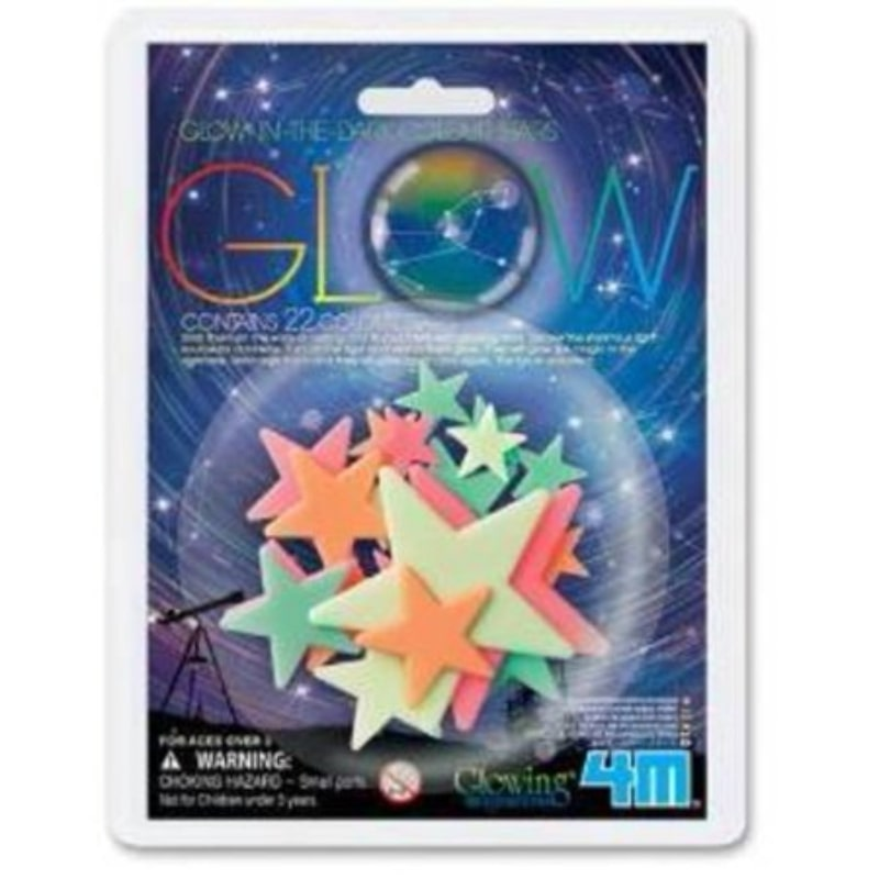 GLOW IN THE DARK STARS/PACKAGE