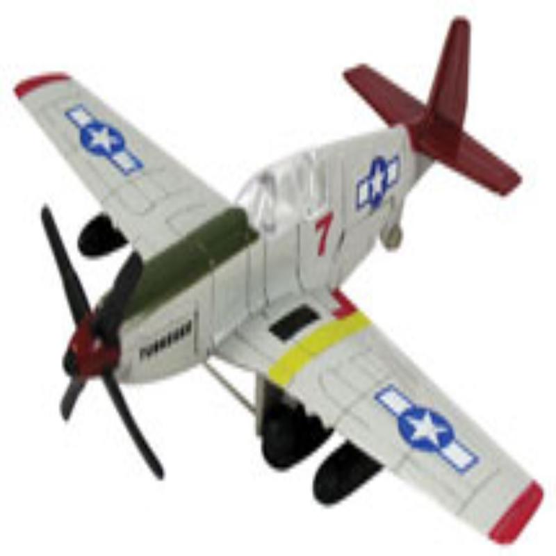 P-51 MUSTANG TUSKEGEE AIRMAN,IN-WW51TA