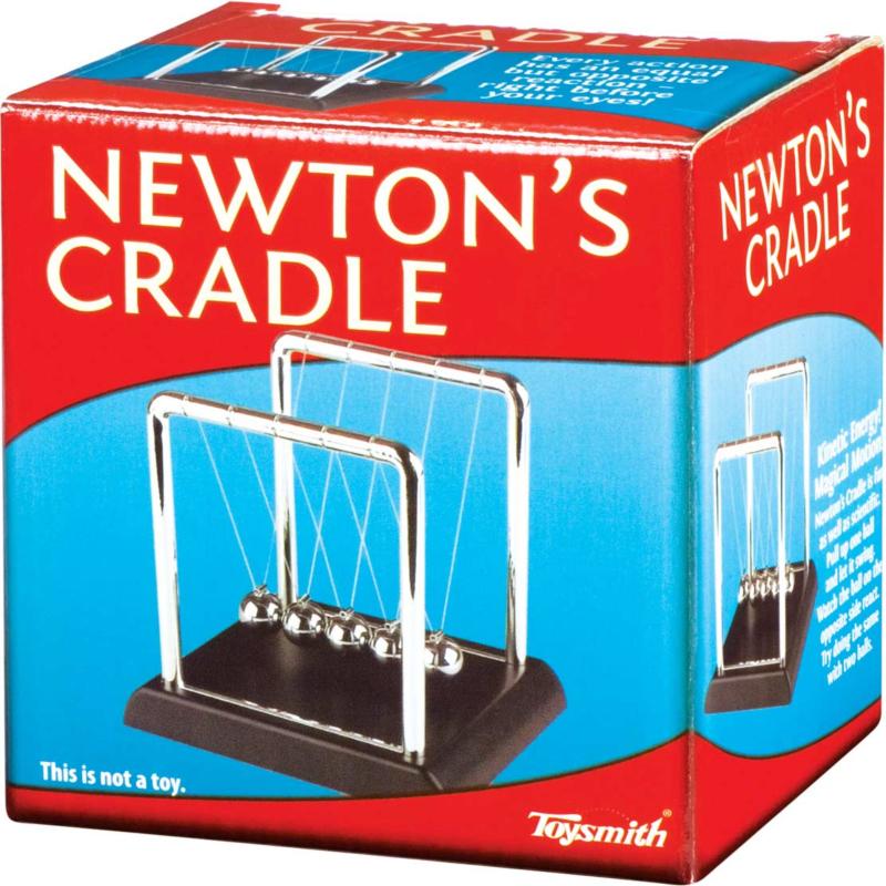 NEWTONS CRADLE,31883