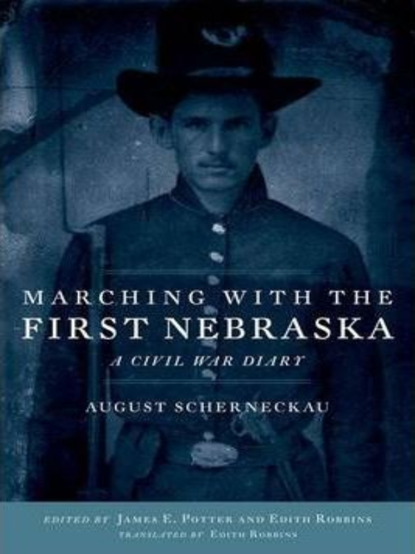 MARCHING WITH THE FIRST NEBRASKA