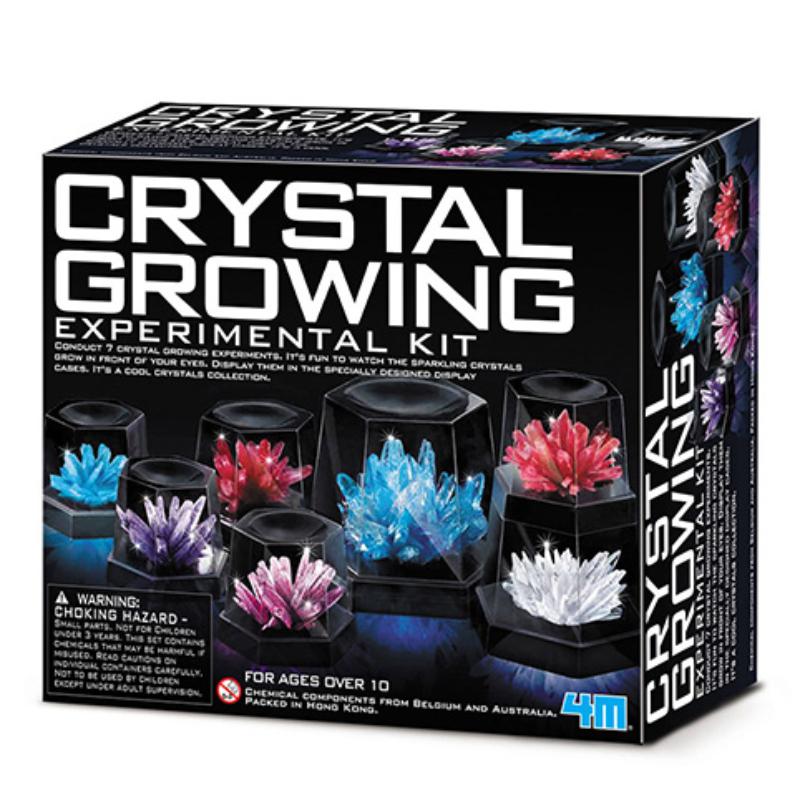 CRYSTAL GROWING EXPERIMENTAL KIT,5557