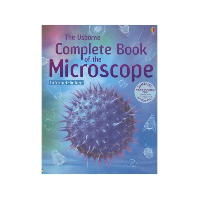 BOOK OF MICROSCOPE