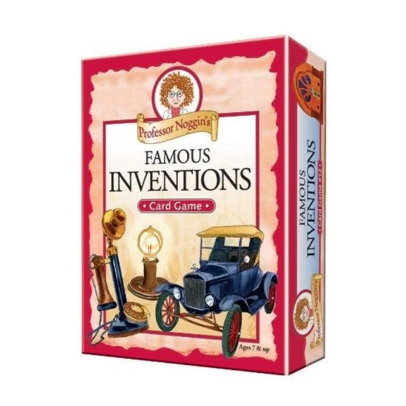PN FAMOUS INVENTIONS,10422