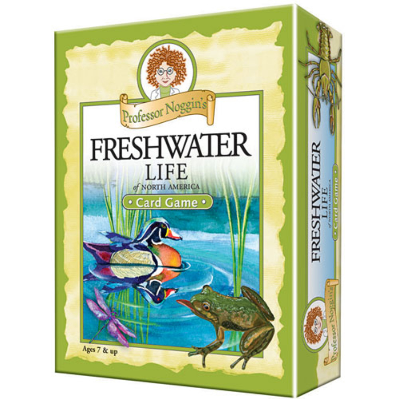 PN FRESHWATER LIFE OF NORTH AMERICA,10436