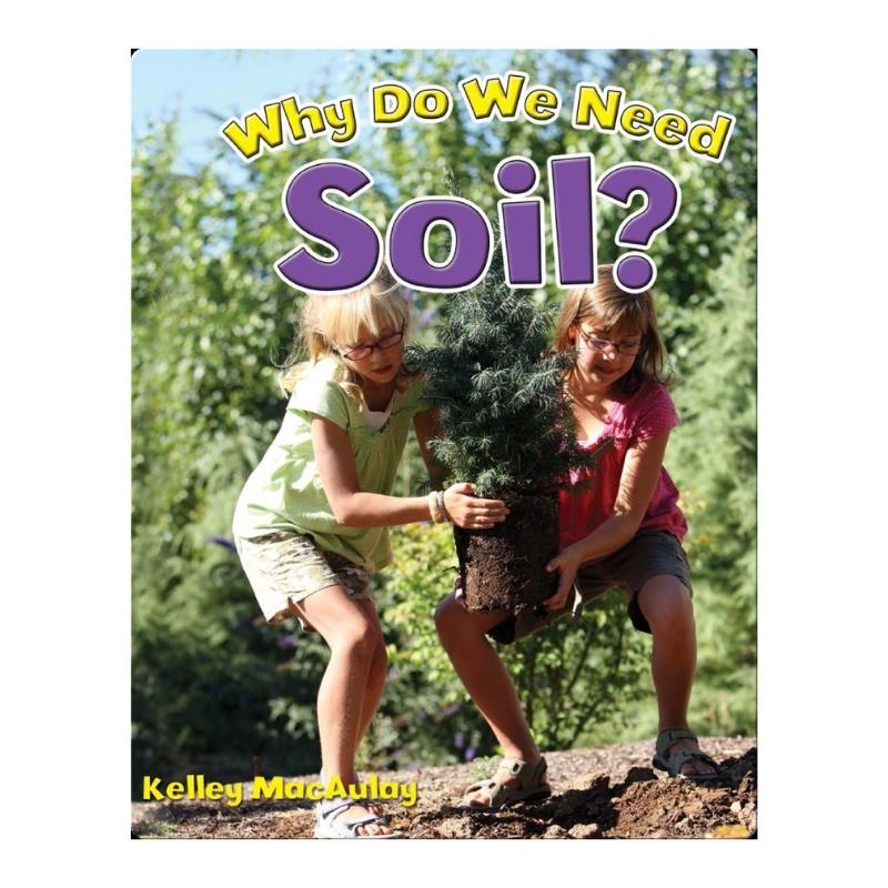 WHY DO WE NEED SOIL