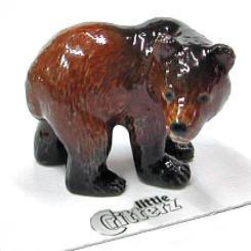 YUKON  GRIZZLY BEAR CUB,LC110