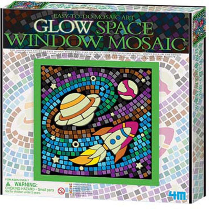 GLOW WINDOW MOSAIC
