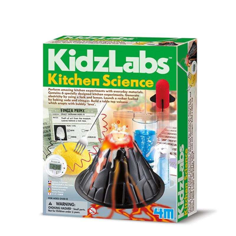 KITCHEN SCIENCE,3806