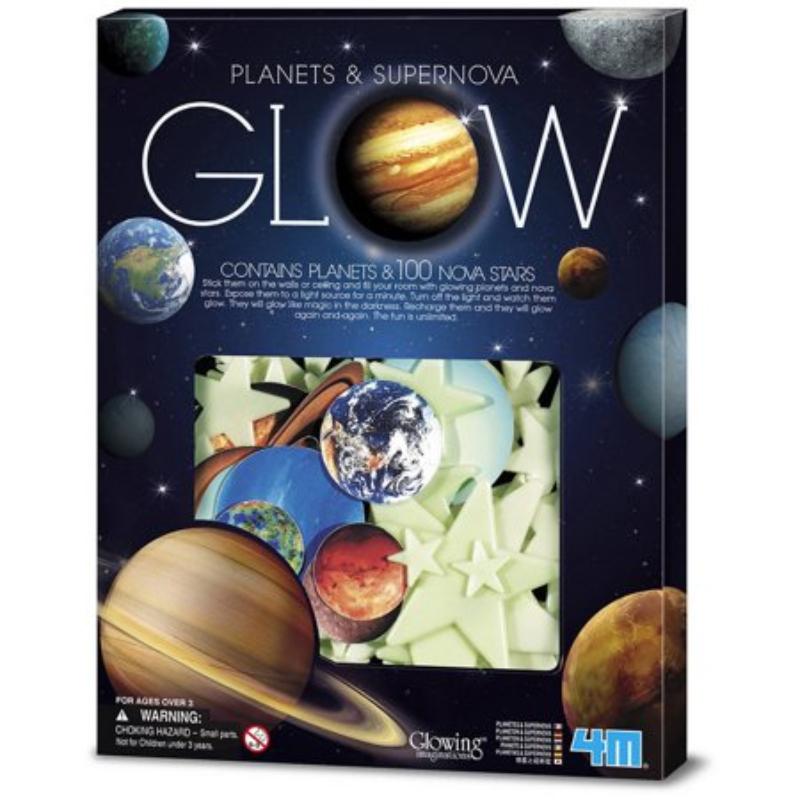 GLOW PLANETS & SUPERNOVA,5234