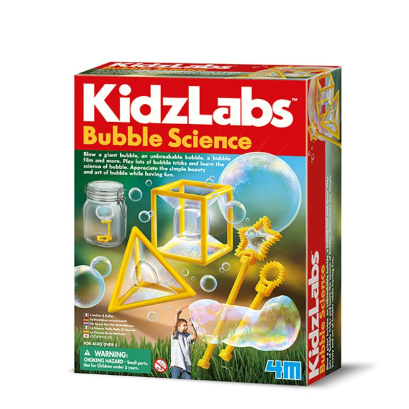 BUBBLE SCIENCE,5591
