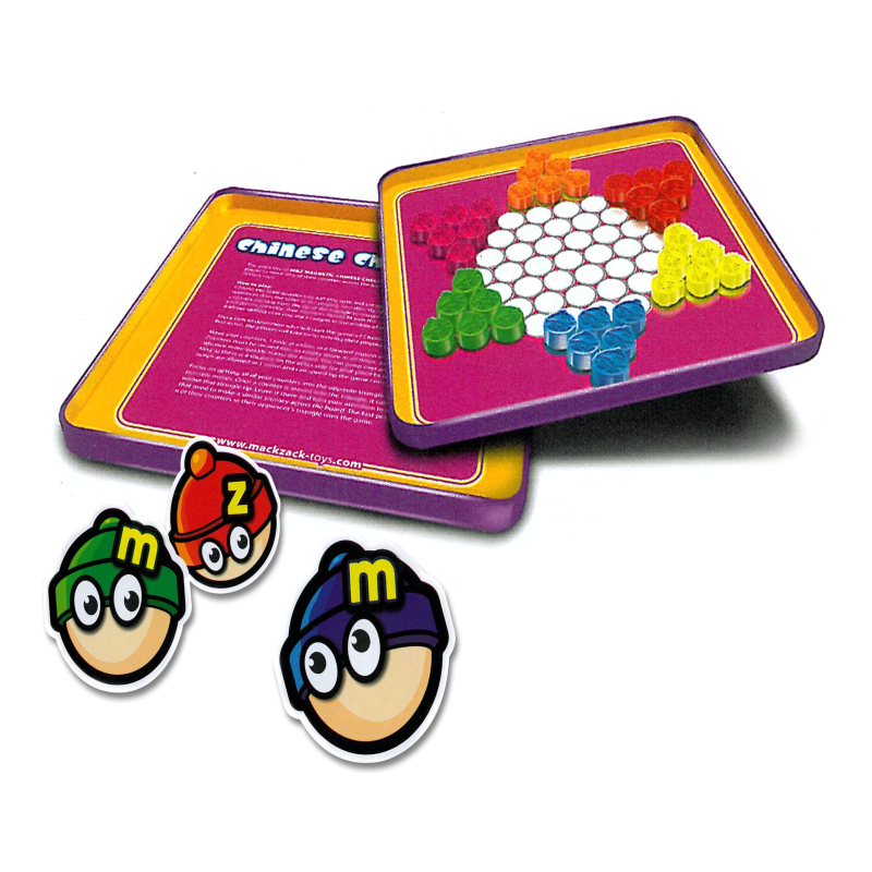 MAGNETIC TRAVEL GAMES,8166