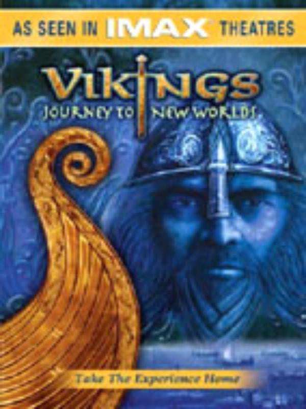 VIKINGS JOURNEY TO NEW WORLDS DVD