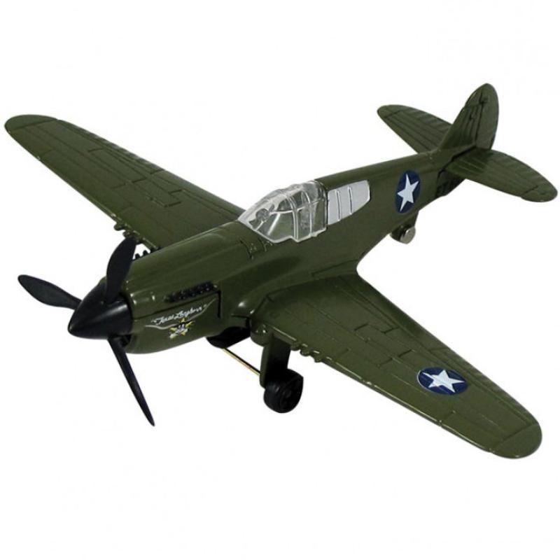 P-40 WARHAWK GREEN,IN-WW40