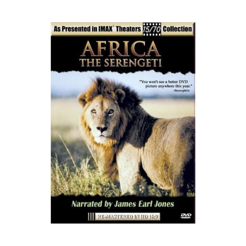 AFRICA THE SERENGETI