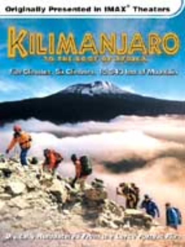 KILIMANJARO DVD