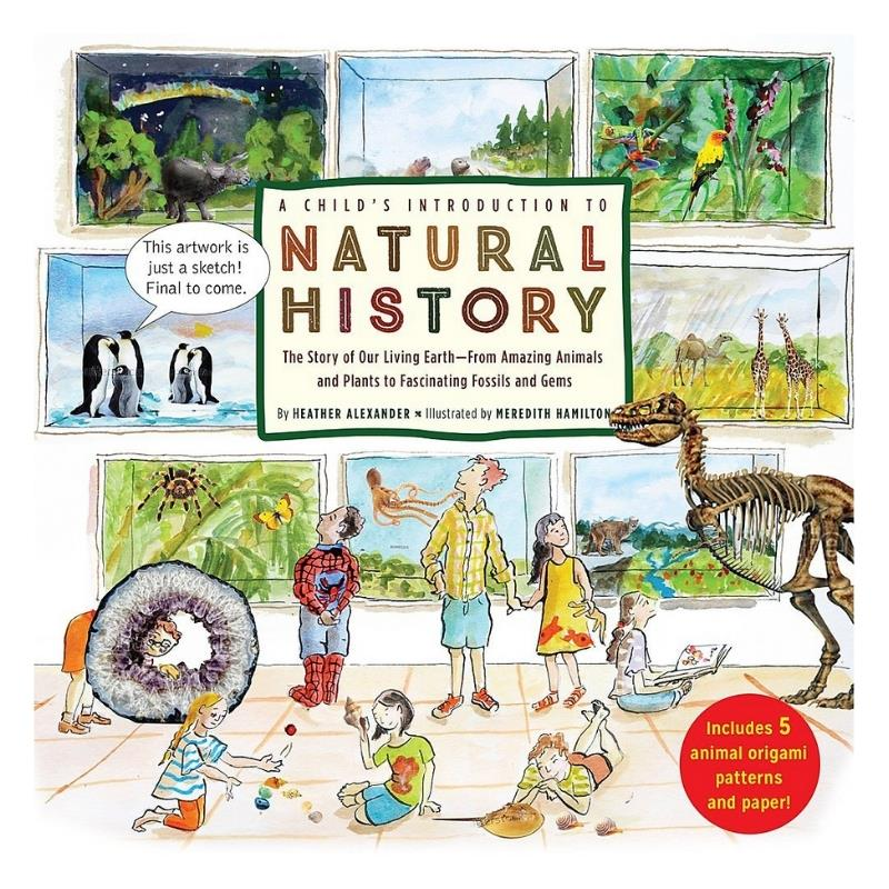 A CHILD'S INTRO TO NATURAL HISTORY