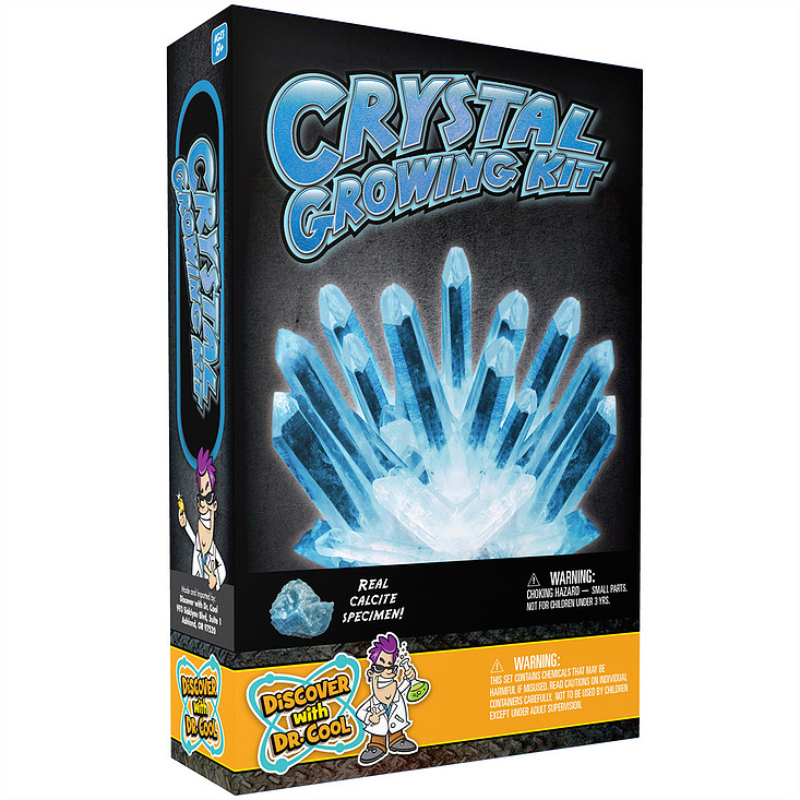 GROW YOUR OWN CRYSTALS,CRYSTALB