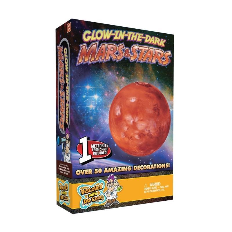 GID MARS & STARS,GLOWMARS
