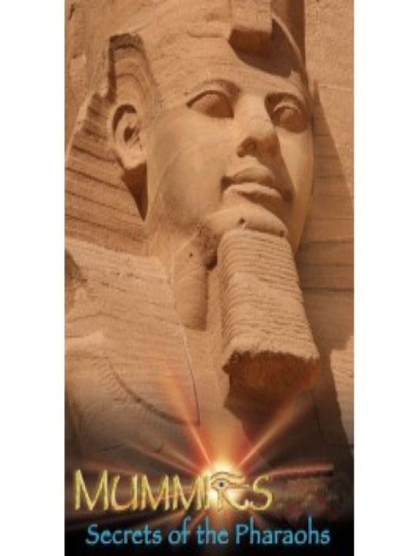 MUMMIES SECRETS OF PHAROAHS DVD