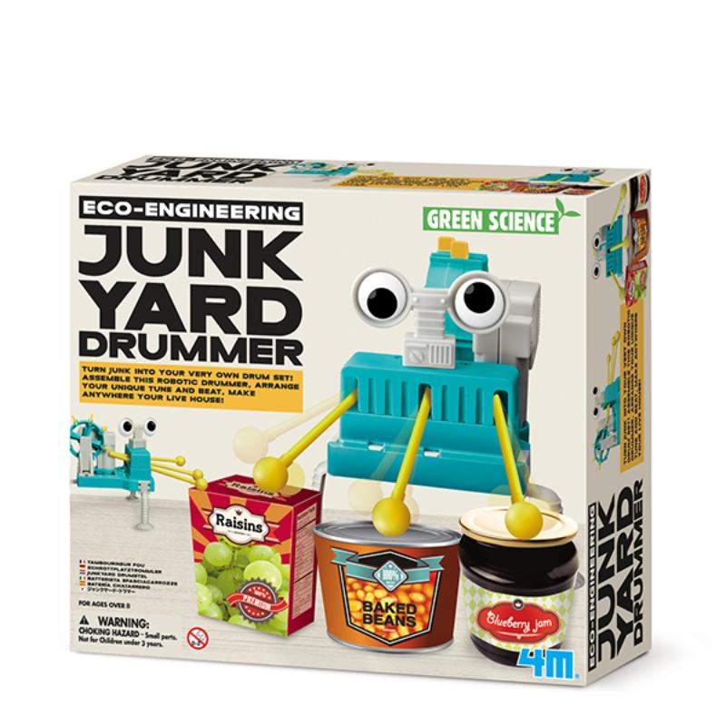 JUNKYARD DRUMMER,4941
