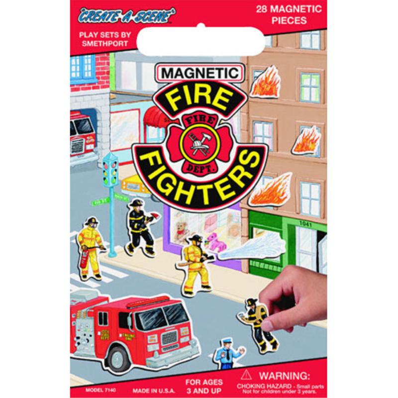CREATE A SCENE FIREFIGHTERS,7126