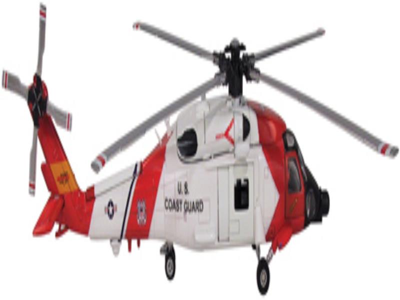 COAST GUARD UH-60D HELICOPTER,INWW4U