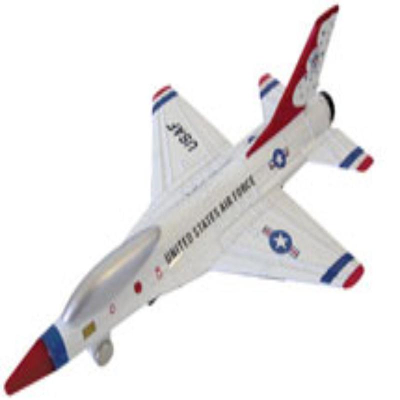 F-16 THUNDERBIRD,INSF16