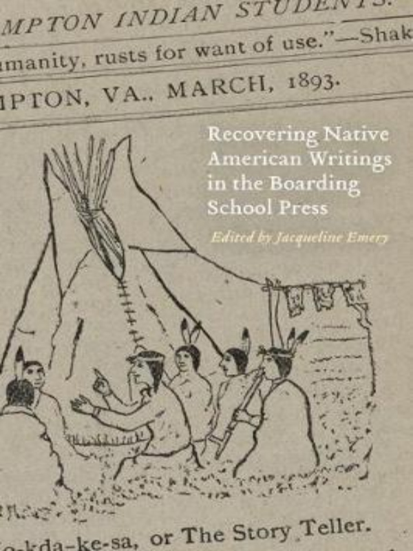 RECOVERING NATIVE AMERICAN WRITINGS