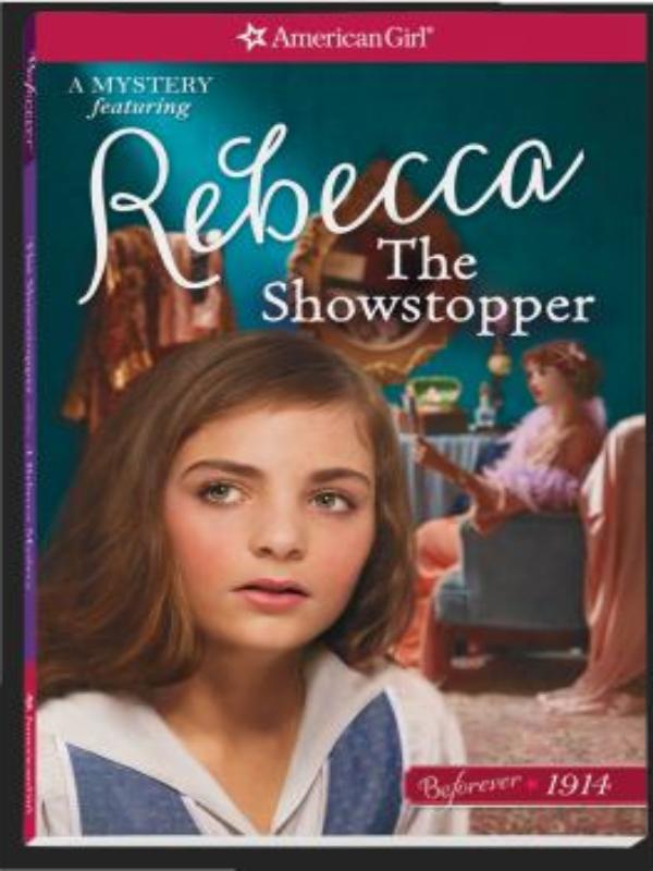 REBECCA SHOWSTOPPER