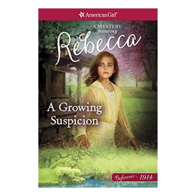 REBECCA GROWING SUSPICION