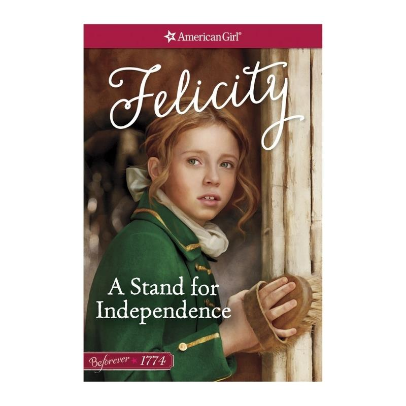 FELICITY STAND FOR INDEPENDENCE