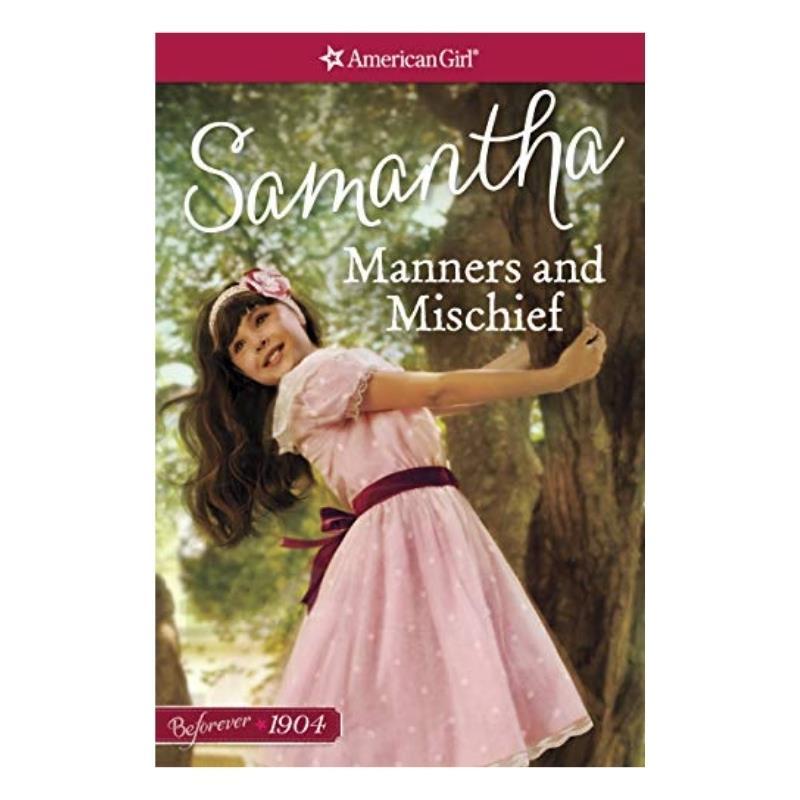 SAMANTHA MANNERS AND MISCHIEF