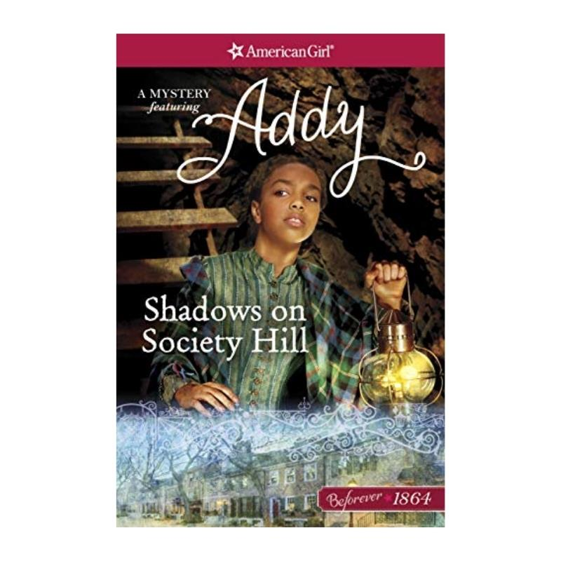 ADDY SHADOWS ON SOCIETY HILL