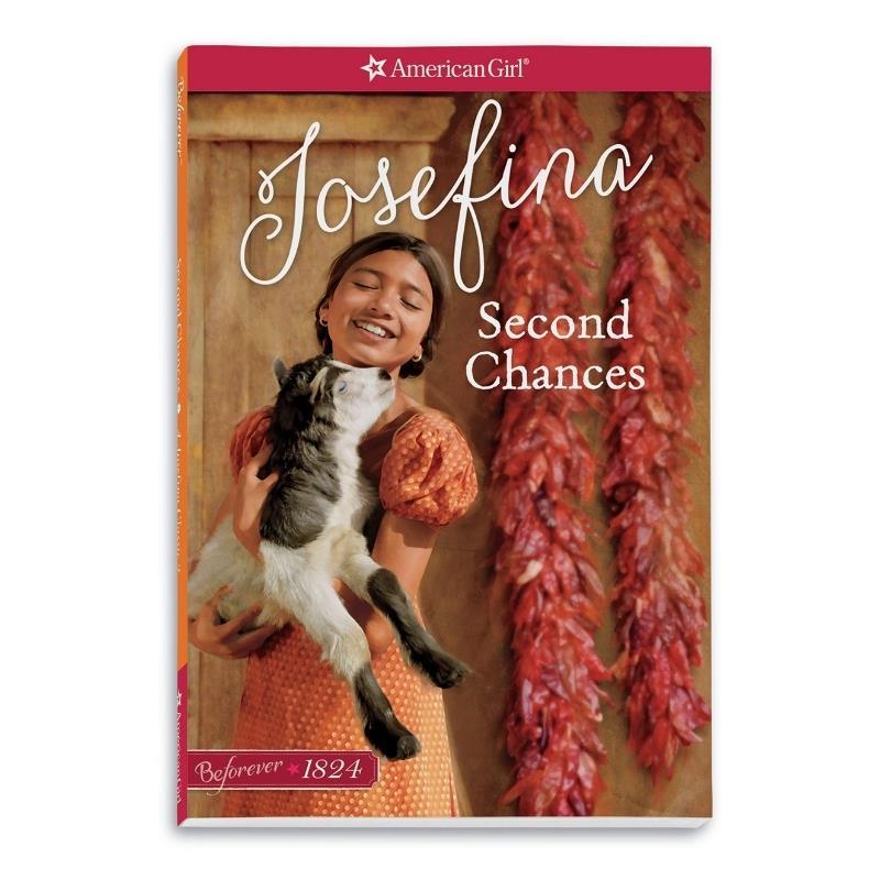 JOSEFINA SECOND CHANCES
