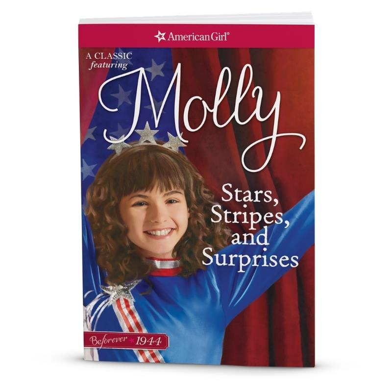 MOLLY STARS, STRIPES, AND SURPRISES