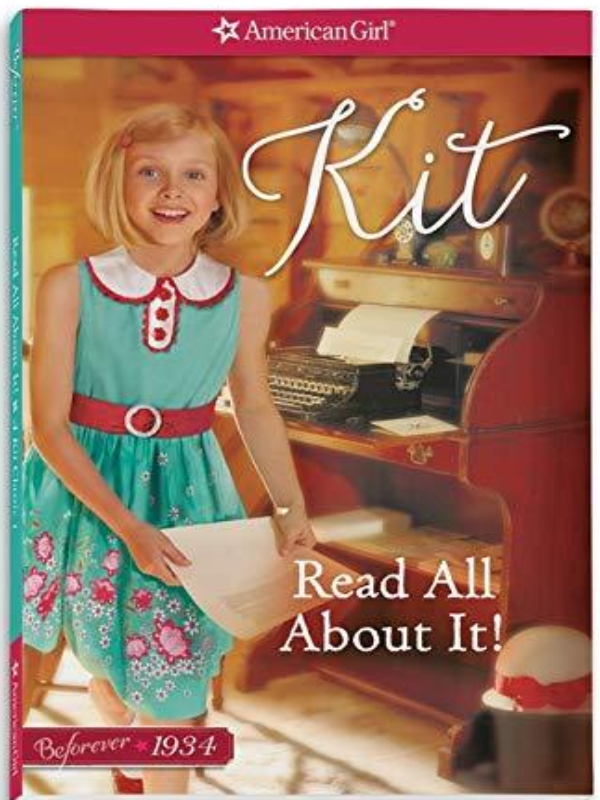 KIT READ ALL ABOUT IT