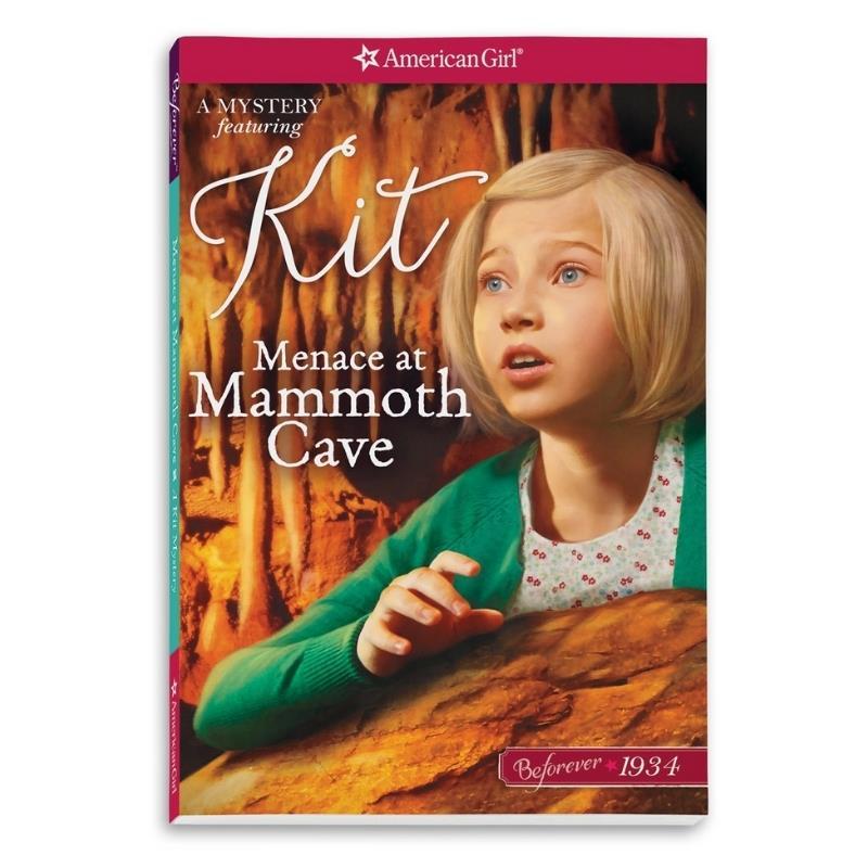 KIT MENACE AT MAMMOTH CAVE
