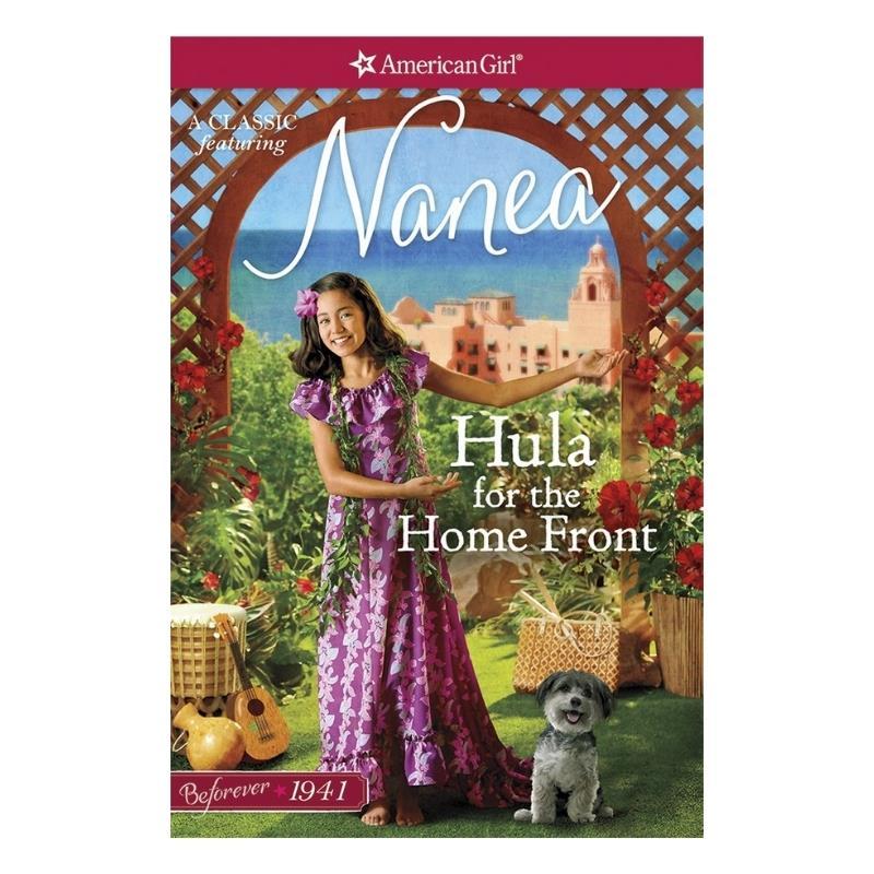 NANEA HULA FOR THE HOME FRONT