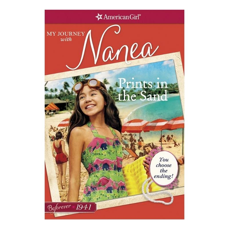 NANEA PRINTS IN THE SAND