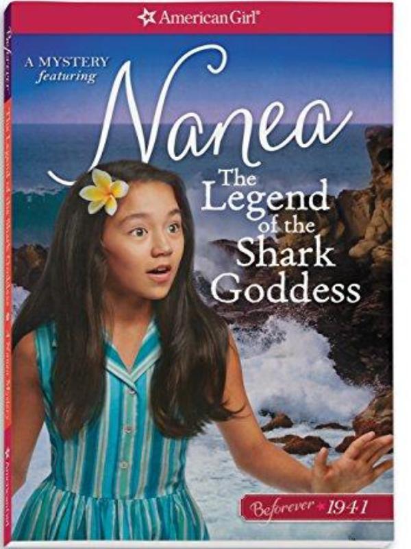 NANEA LEGEND OF THE SHARK GODDESS