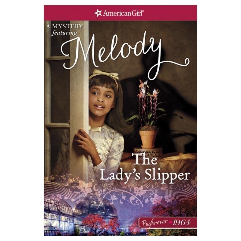 MELODY LADY'S SLIPPER