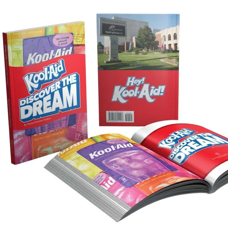 KOOL-AID DISCOVER THE DREAM BOOK,KOOL-AID
