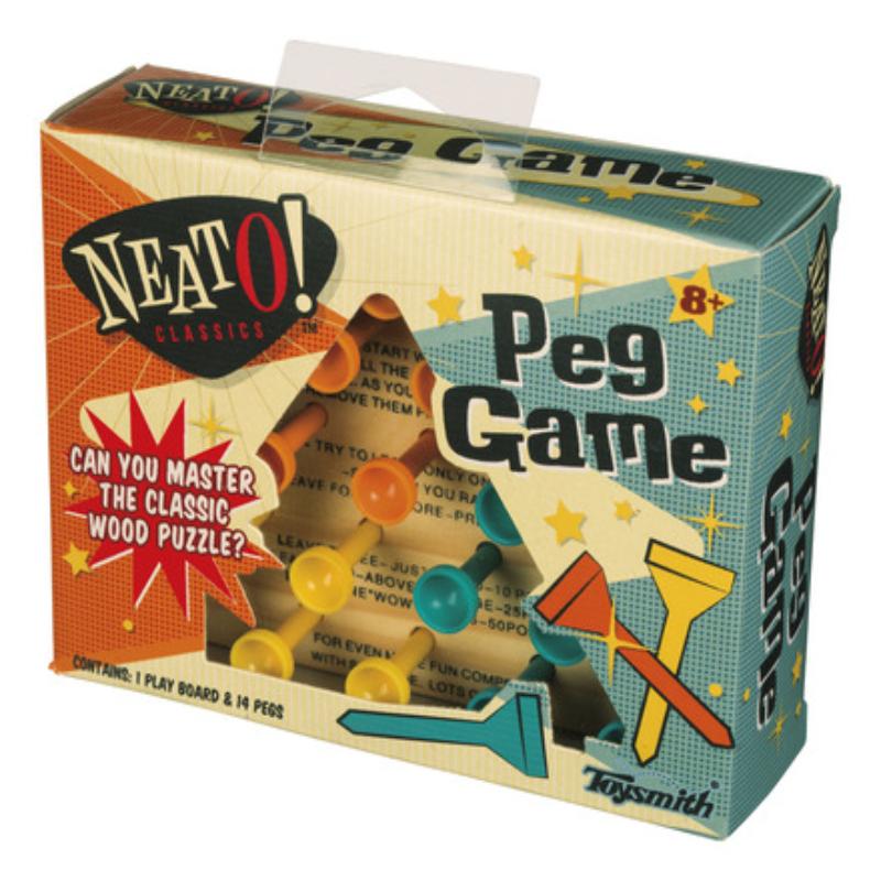 PEG GAME,1954