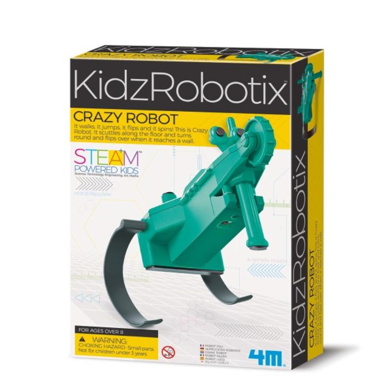 CRAZY ROBOT,3695