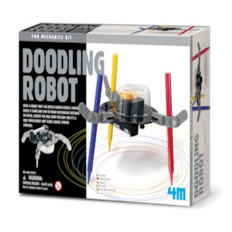 DOODLING ROBOT,4575