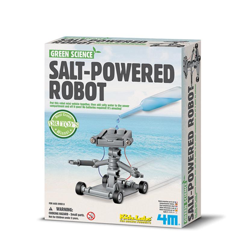 SALT POWERED ROBOT,3688